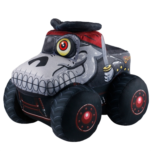 Monster Jam Truckin Pals Plush Pirate's Curse