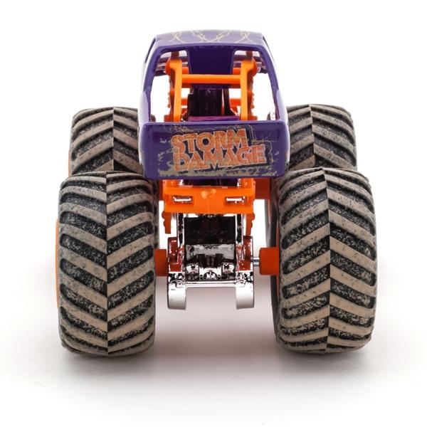 Hot Wheels Ice Monster Die Cast Truck Monster Jam Figure Series