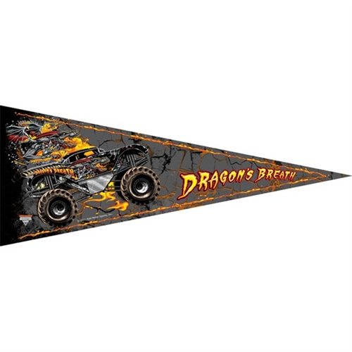 Dragon's Breath Flag