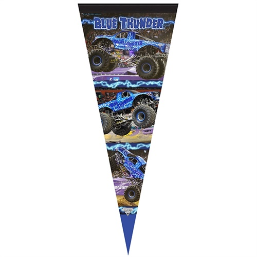 Blue Thunder Flag