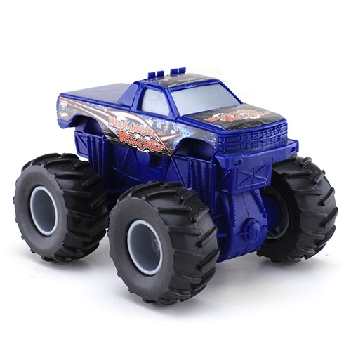 1:43 Hot Wheels Mechanical Mischief Rev Tredz Truck