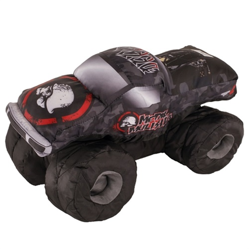 Metal Mulisha Plush Truck