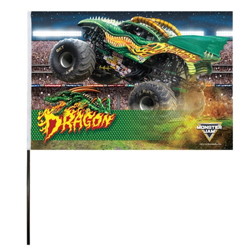 Dragon Flag (14x22 in)
