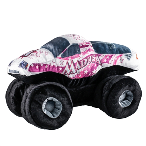 Madusa Farewell Tour Plush Truck