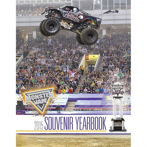 Monster Jam 2015 Yearbook