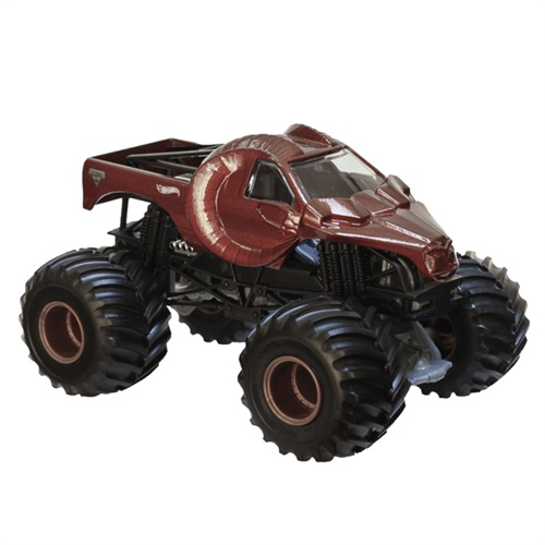 1:24 Hot Wheels Zombie Hunter Truck