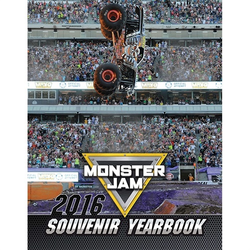 Monster Jam 2016 Yearbook