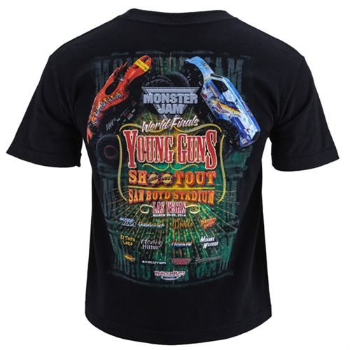 World Finals XV Young Guns Tee - Youth Medium