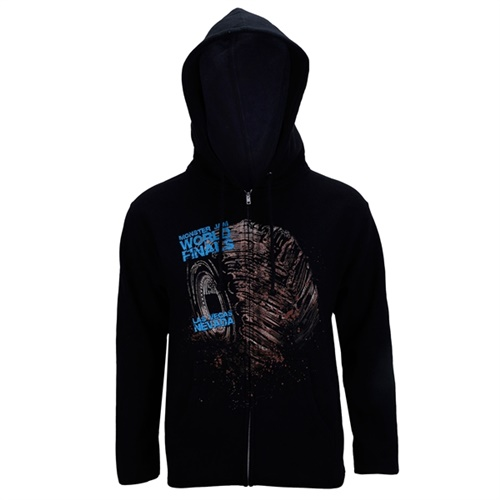 World Finals XV Explore Zip Hoodie - Youth Medium