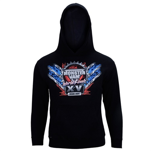 World Finals XV Pullover Hoodie - Youth Medium