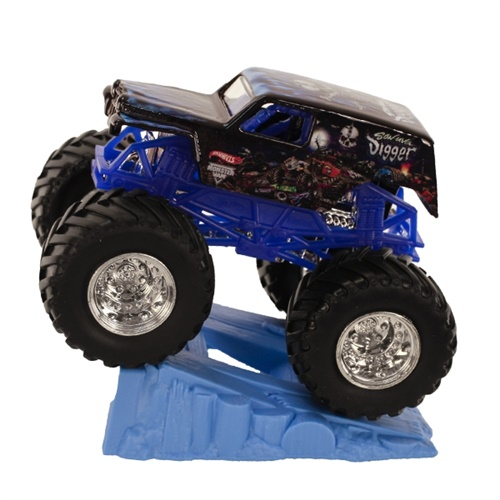 1:64 Hot Wheels Son-Uva Digger Truck - Stunt Ramp Series
