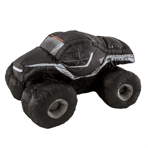 Soldier Fortune Black Ops Plush Truck