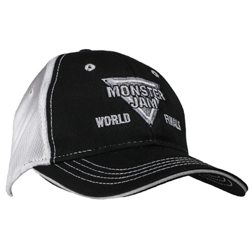World Finals Black/White Cap