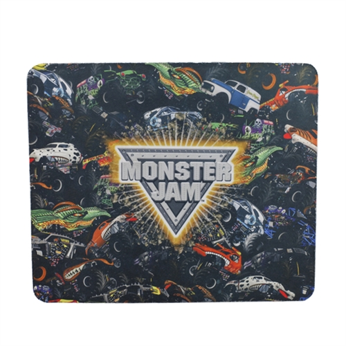 Monster Jam Allover Mouse Pad