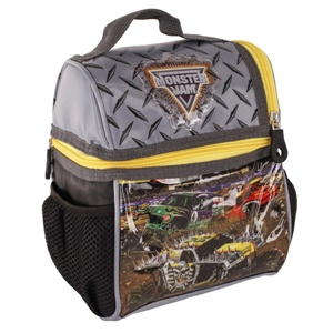 Monster Jam Dirt Lunch Bag