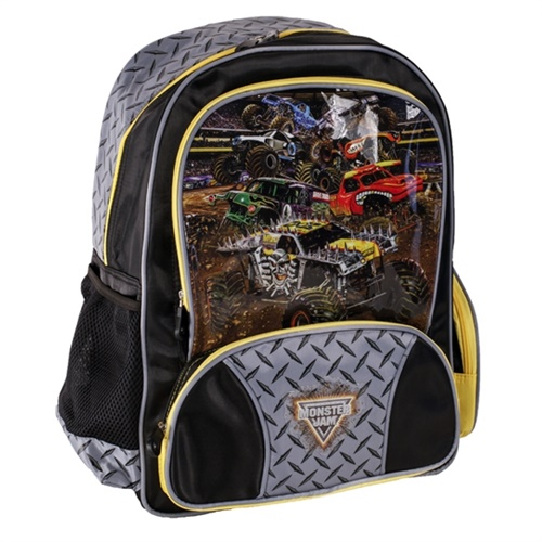 Monster Jam Dirt Backpack