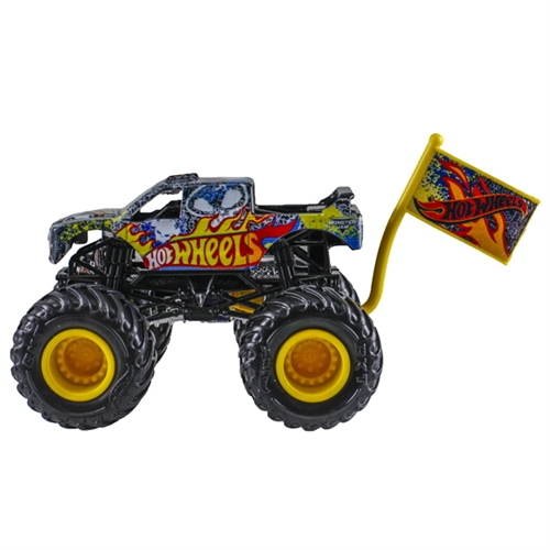 1:64 Team Hot Wheels Firestorm Truck - Flag Series - 4/10 Tour Favorites