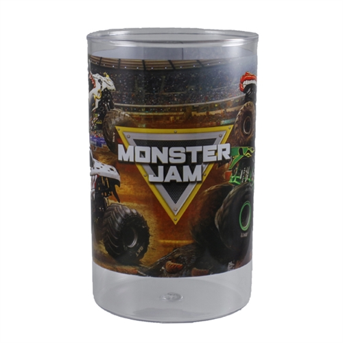 Monster Jam Bathroom Cup