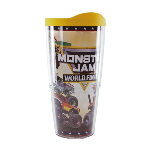 Monster Jam World Finals Tervis® Tumbler Cup