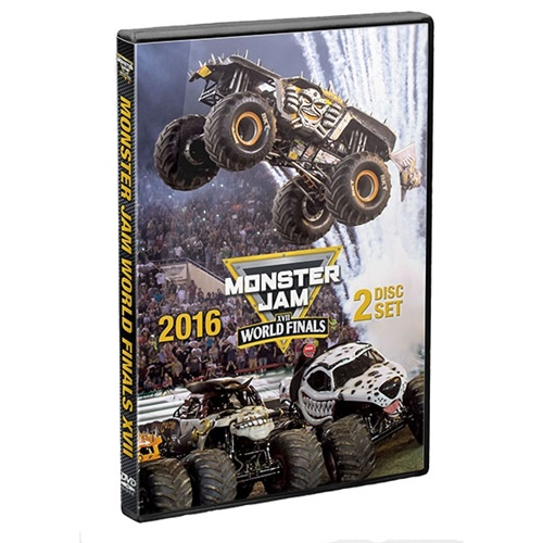 Monster Jam World Finals XVII DVD