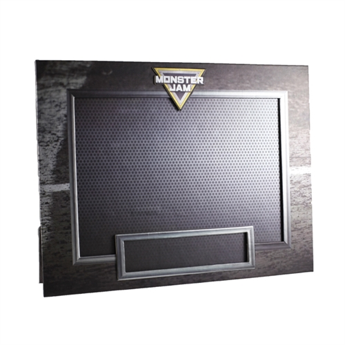 Monster Jam Picture Frame
