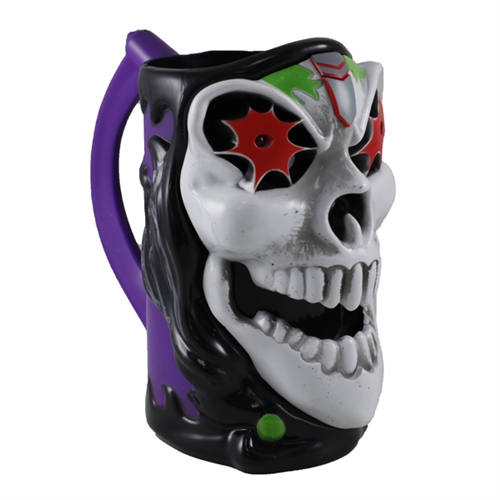 Reaper Stein Lighting Purple Cup