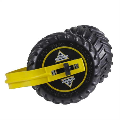 Monster Jam Tire Earmuffs