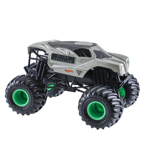 1:24 Hot Wheels Alien Invasion Truck