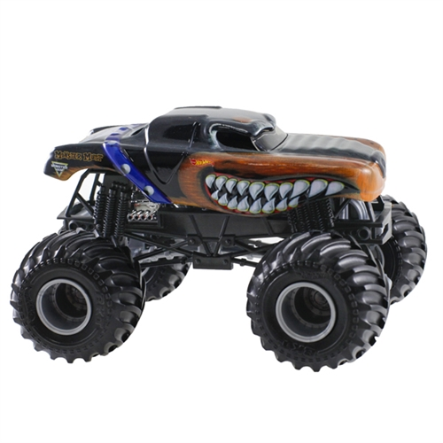 1:24 Hot Wheels Monster Mutt Rottweiler Truck