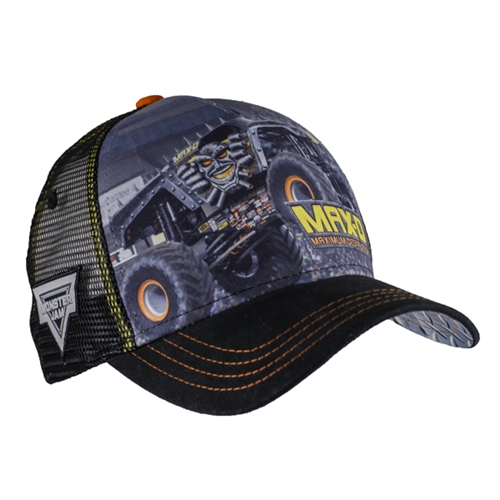 Max-D Spikes Youth Cap
