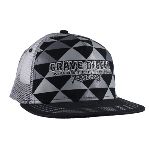 Grave Digger Triangles Cap