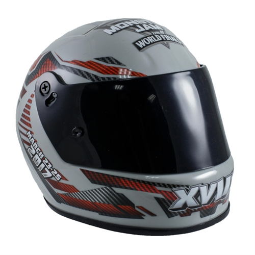 Monster Jam World Finals XVIII Mini Helmet