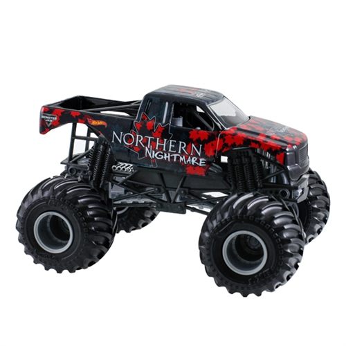 1:24 Hot Wheels Northern Nightmare Truck