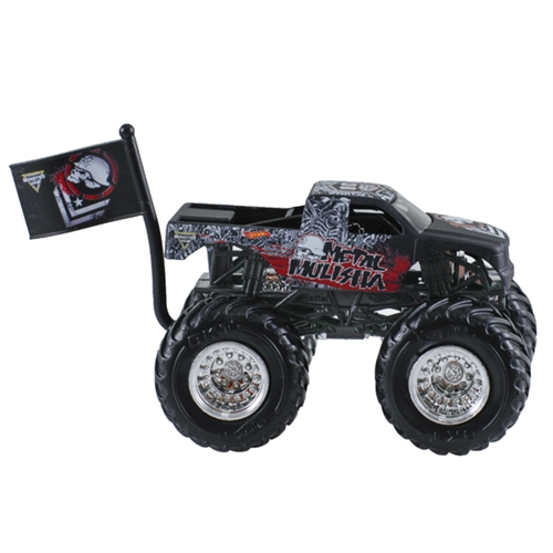 1:64 Hot Wheels Metal Mulisha Truck - Flag Series - 7/10 Tour Favorites