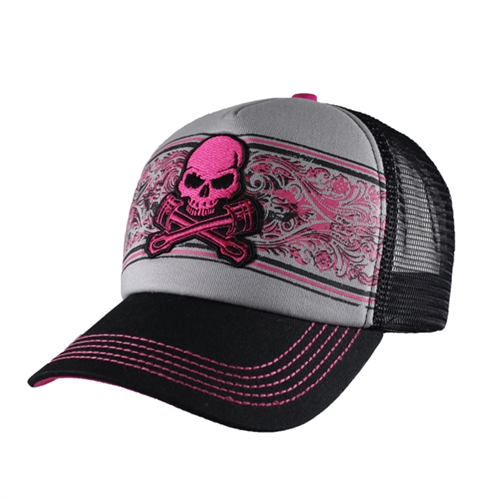 Grave Digger Band Ladies Cap