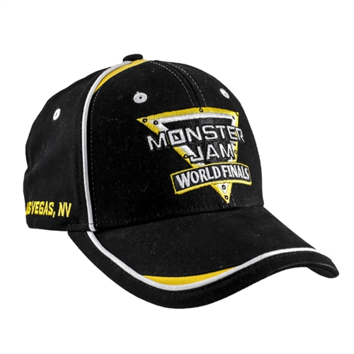 Monster Jam World Finals XVIII Cap
