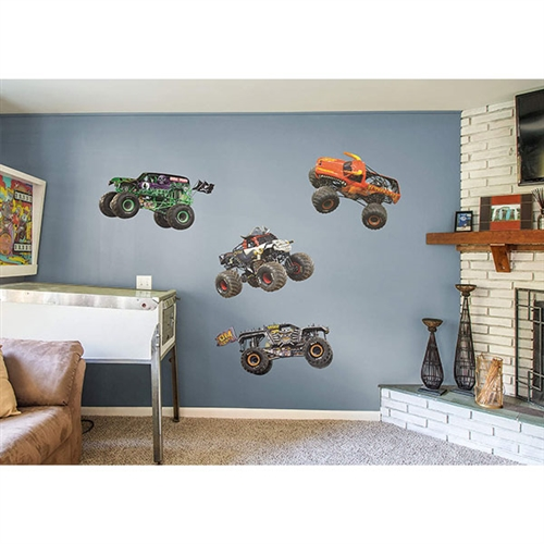 Monster Jam Collection 1 Fathead