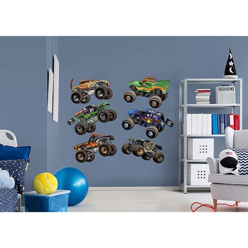 Monster Jam Collection 2 Fathead