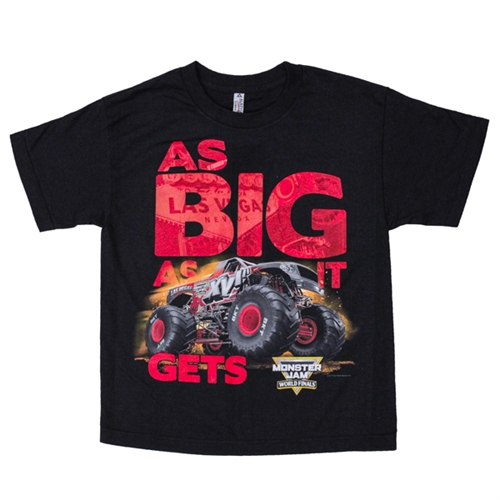 World Finals XVIII Truck Tee - Youth Medium