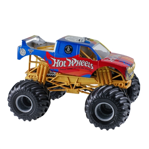 1:24 Hot Wheels Truck