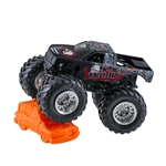 1:64 Hot Wheels Metal Mulisha Truck - Re-Crushable Car 16/19 Tour Favorites
