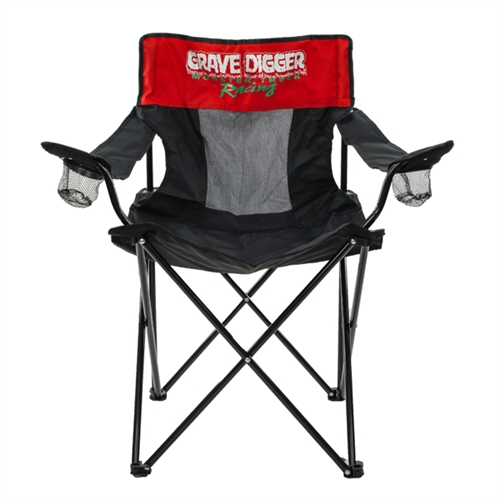 Grave Digger Camping Chair