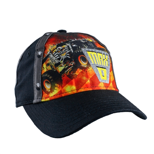 Max-D Bolts Youth Cap