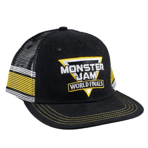 Monster Jam Triple World Finals Cap
