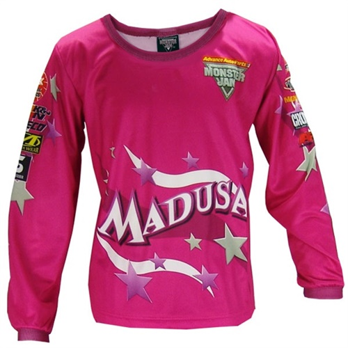 Monster Jam Madusa Playwear Set
