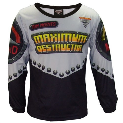Monster Jam Max D Playwear Set