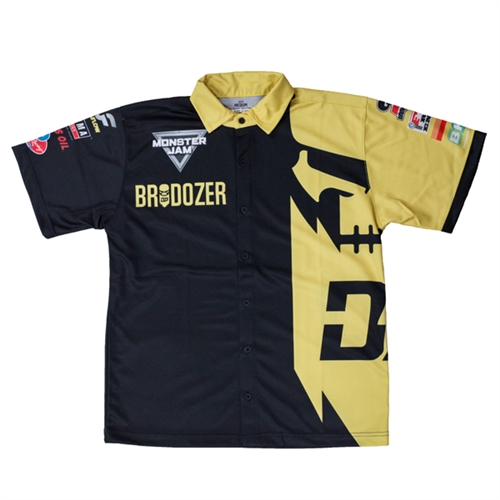 Brodozer Youth Driver Shirt