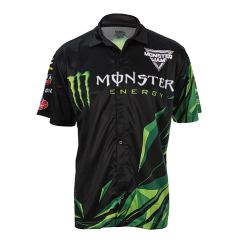 Monster Energy Driver Shirt