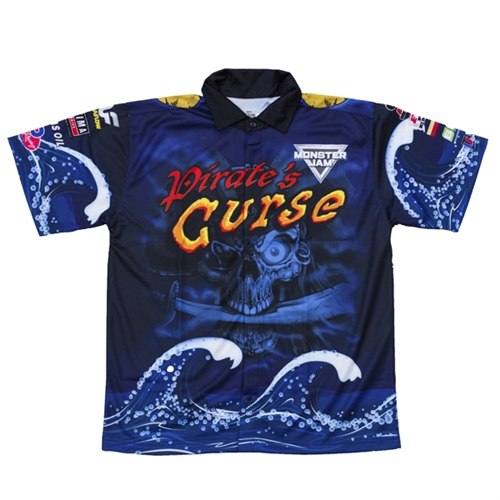 Pirate's Curse Youth Driver Shirt