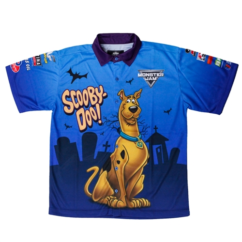 Scooby-Doo Youth Driver Shirt